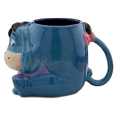 Eeyore Coffee Mug Side View