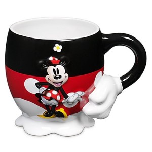 Minnie Mouse Coffee Mug Red
