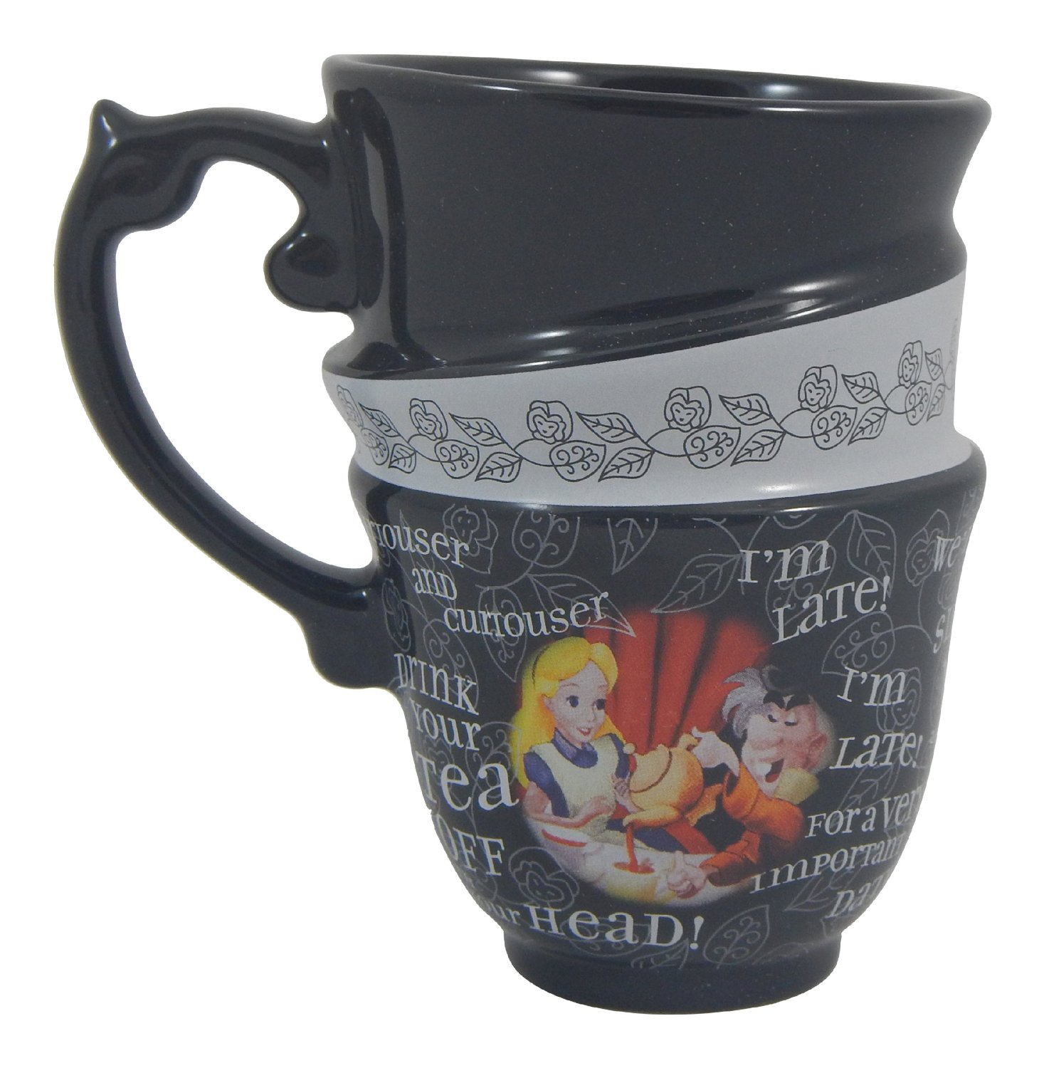 Alice In Wonderland Coffee Mug Right