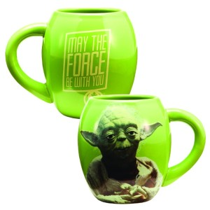 Star Wars Coffee Mug Yoda