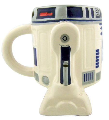 Star Wars Coffee Mug R2D2 Robot