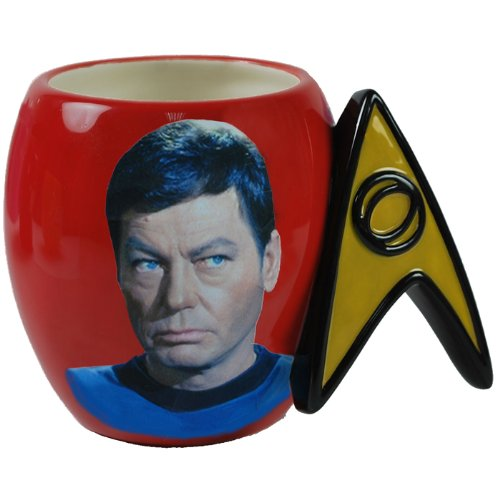Dr. McCoy Star Trek Coffee Mug