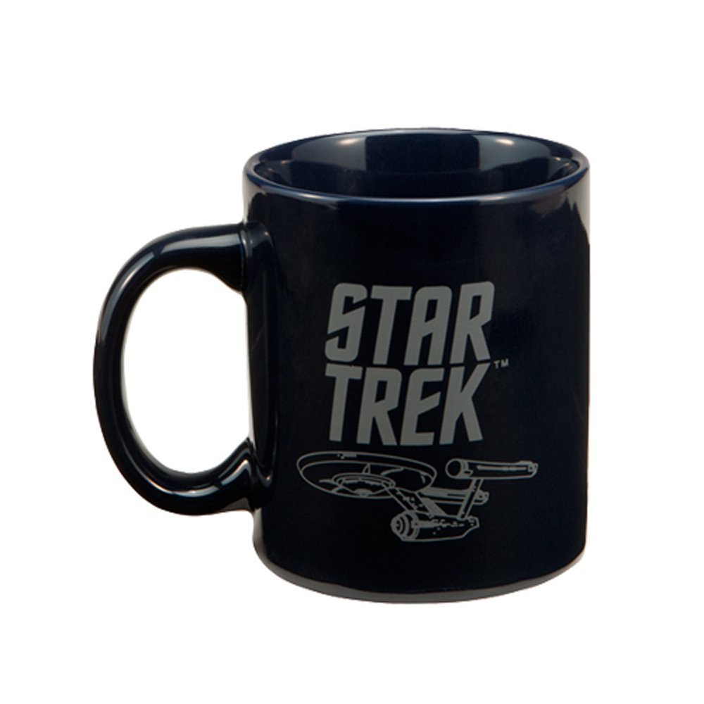 Star Trek Coffee Mug Enterprise Right