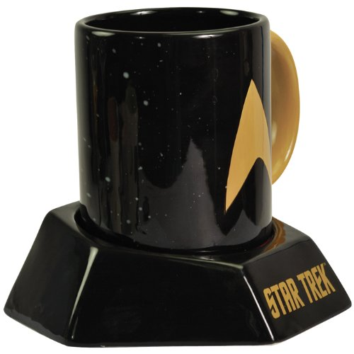 Star Trek Coffee Mug With Sound
